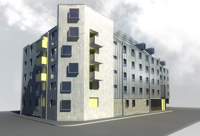 construction de 45 logements «Le Victoria» à chambéry – savoie