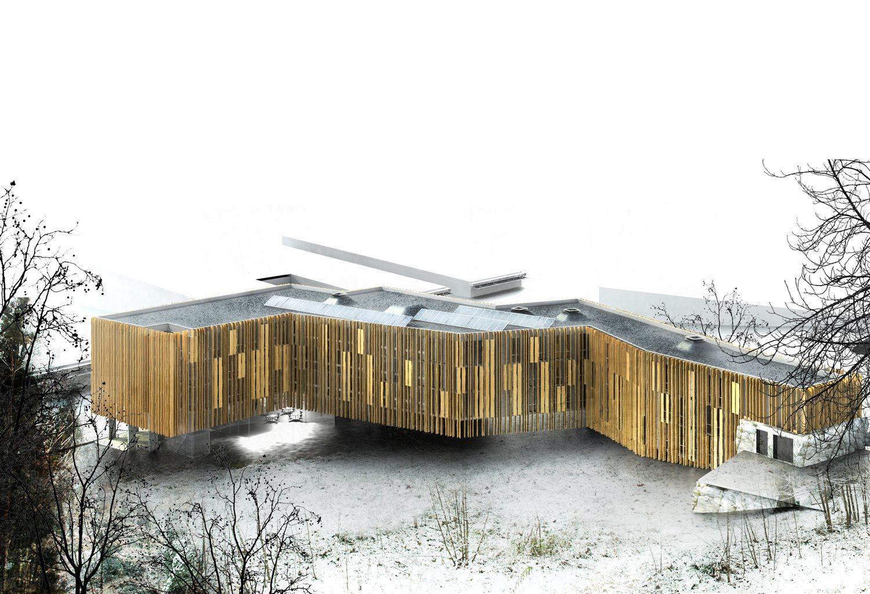 concours pour la construction d'un internat pour le lycée ferdinand buisson à voiron – isère