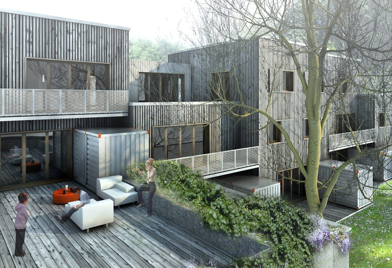 construction de 11 logements «tilia» à chambéry – savoie