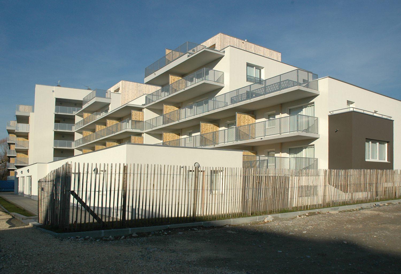 construction d'une résidence de tourisme de 105 lits «l'azuréa» à aix les bains – savoie