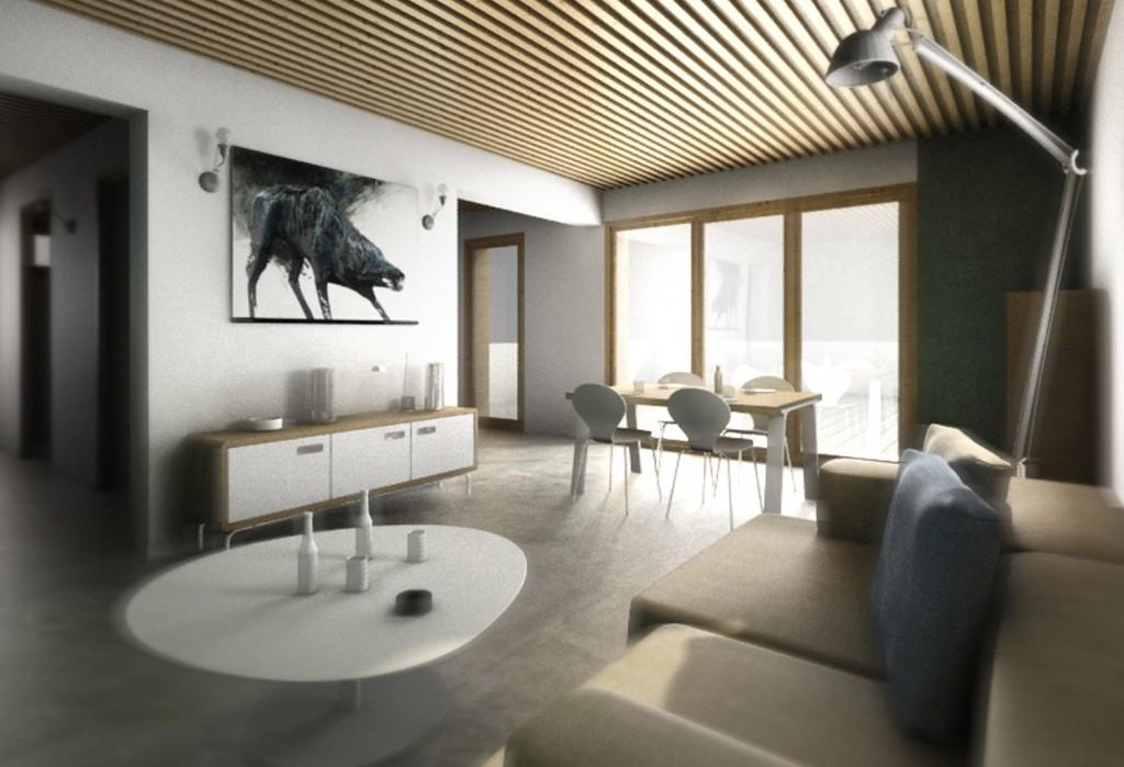patey architectes - construction de 11 logements BBC en accession à la propriété - chambéry  - savoie