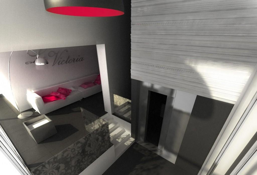 patey architectes - construction de 45 logements «Le Victoria» à chambéry - savoie