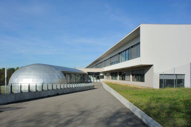 reconstruction du collège 700 élèves «louis aragon» – villefontaine – isère