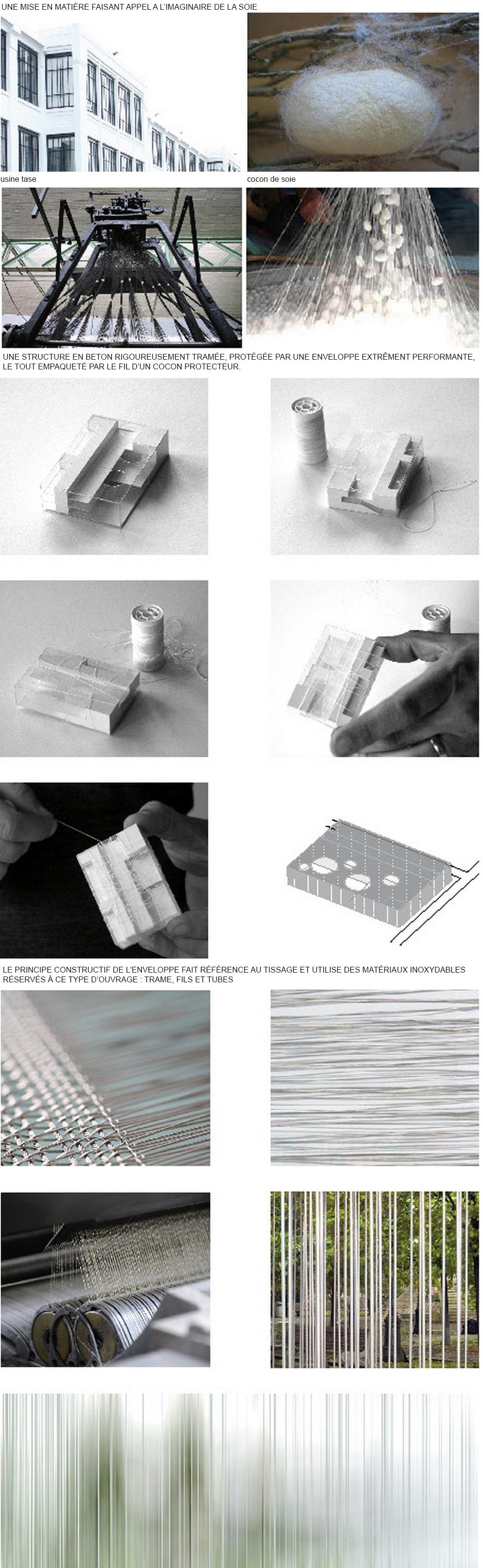 pateyarchitectes - construction du groupe scolaire cartailhac à vaulx en velin - rhône