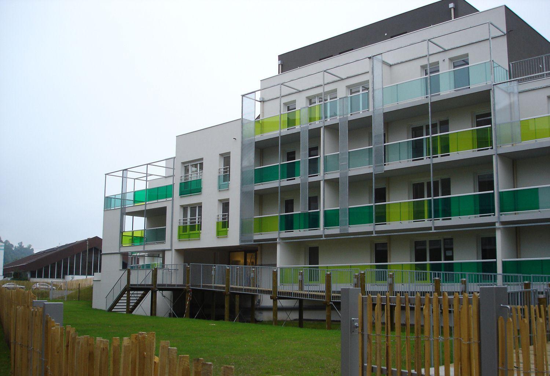 construction de 55 logements en résidence «le soleil de jade» à aix les bains – savoie