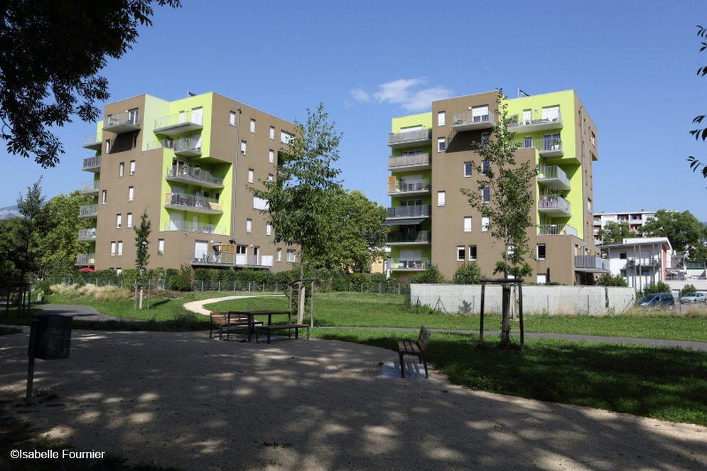 construction de 48 logements «l'aquaverde» au biollay à chambery – savoie
