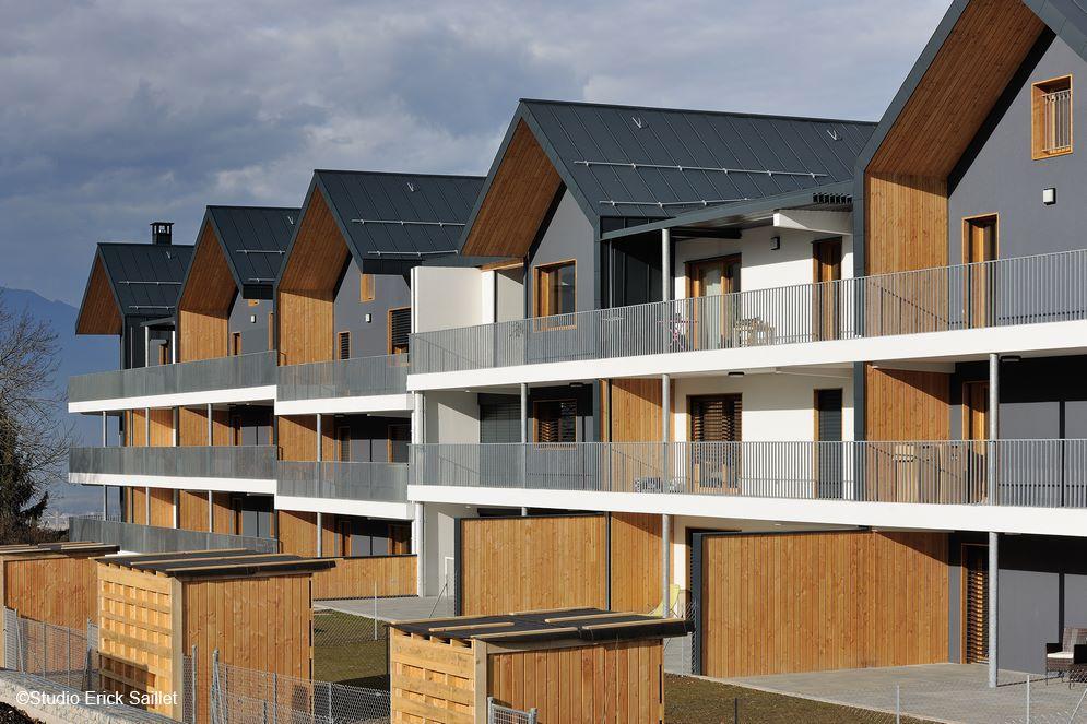construction de 65 logements dans la zac les chataigneraies à jacob bellecombette – savoie