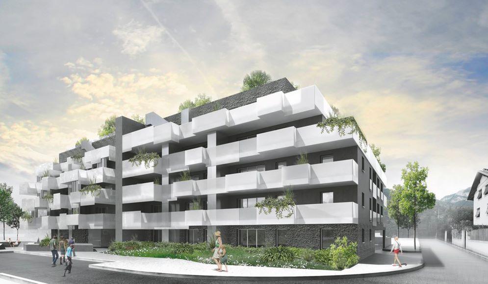 concours pour la construction de 45 logements mixtes (habitat, services) à saint alban leysse – savoie