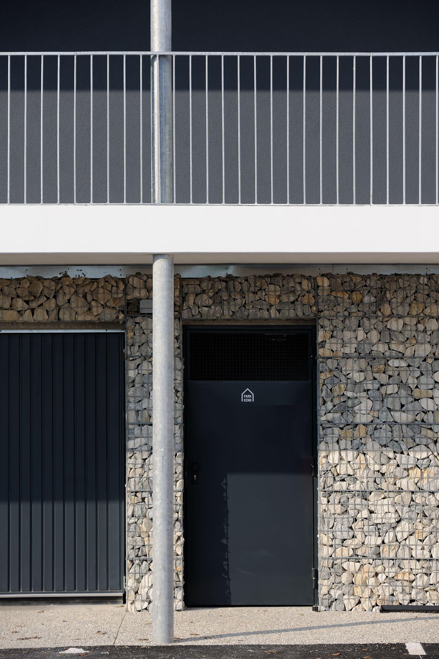pateyarchitectes - construction de 65 logements dans la zac les chataigneraies à jacob bellecombette - savoie