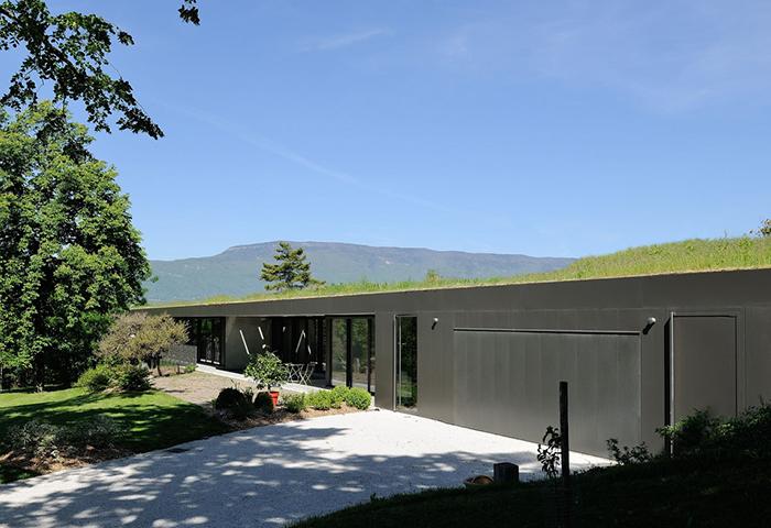 construction d'une maison individuelle à chambéry – savoie