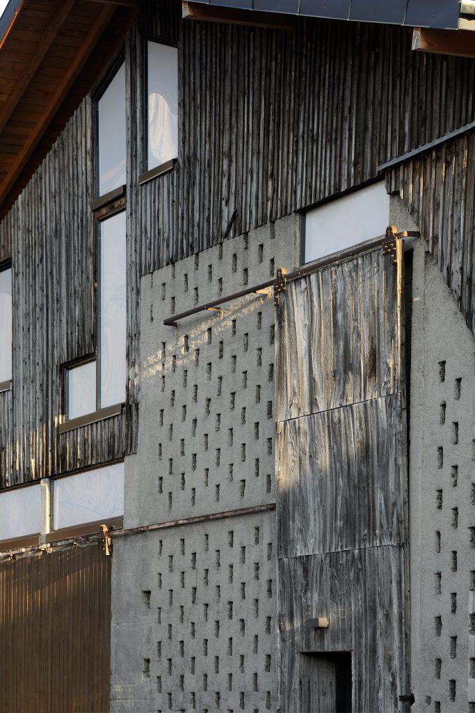 pateyarchitectes - logement le petit leysse à saint alban leysse - savoie